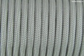 Paracord Type III 550, Simple Silver Grey