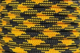 Paracord Type III 550, Camo Gold&Black
