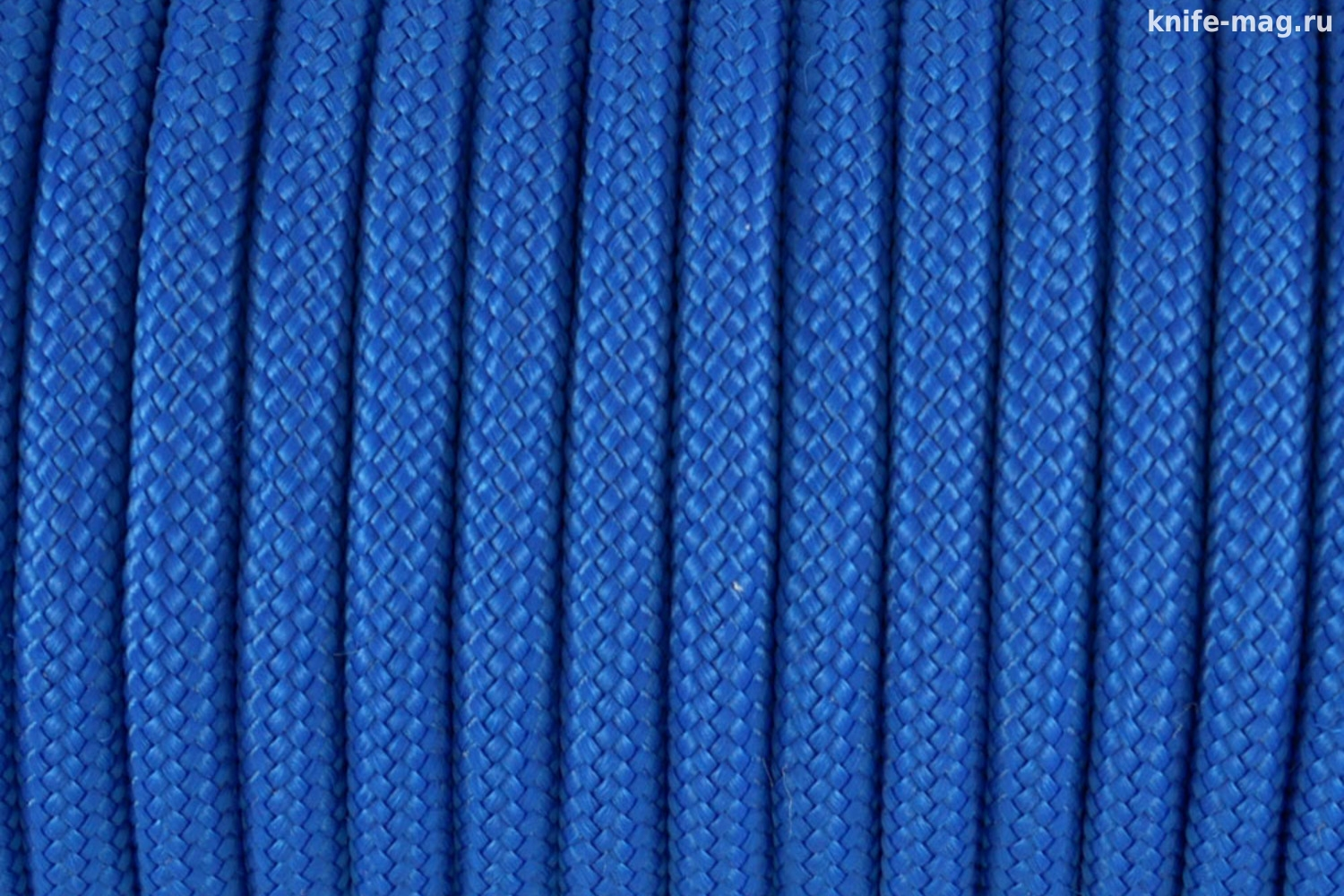 Paracord Type III 550, Simple Blue