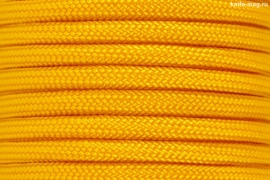 Paracord Type III 550, Simple Gold