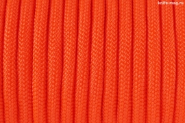 Paracord Type III 550, Simple Neon Orange