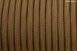 Paracord Type III 550, Simple Brown
