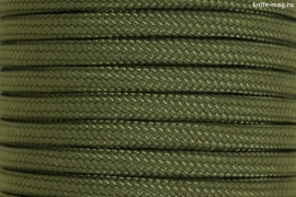 Paracord Type III 550, Simple Olive