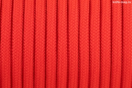 Paracord Type III 550, Simple Red