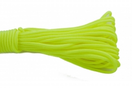 Paracord Type I 100, Simple LimeGreen