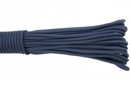 Paracord Type I 100, Simple Navy Blue