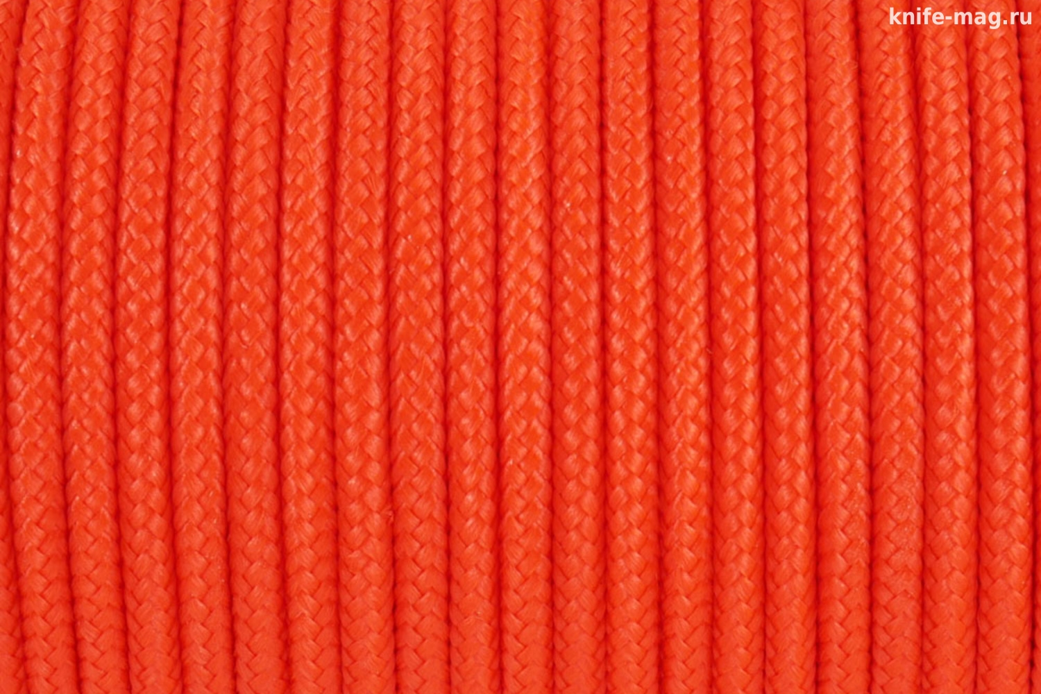 Paracord Type I 100, Simple Neon Orange