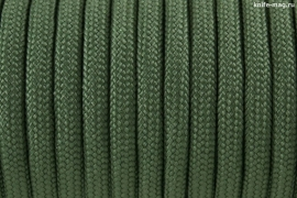 Paracord Type III 550, Simple Dark Green